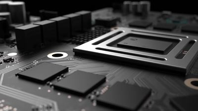 """GameStop called Project Scorpio """"very powerful,"""" """"very gaming centric,"""" and """"gamer friendly"""""""