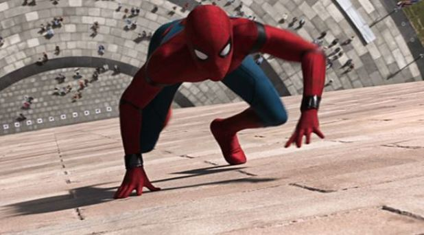 Spider-Man: Homecoming's official poster takes a more relaxed approach