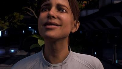 Former Mass Effect animator educates the masses on why Andromeda's facial animations turned out the way they did