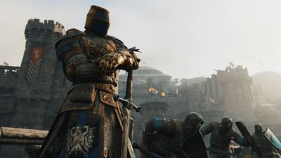 For Honor headlines an Ubisoft Publisher's sale on Steam going on right now