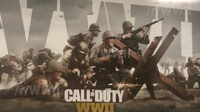 Rumor: New World War 2 Call of Duty game leaks