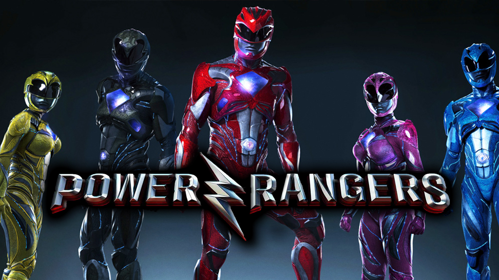 Power Rangers 1st Day Box Office Collection