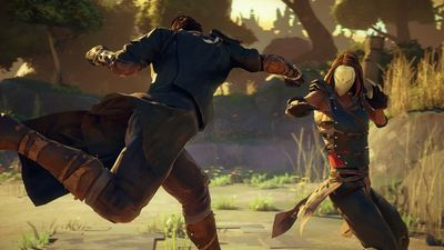 [Watch] 15-minute gameplay demo of Action-MMO Absolver shows off deep Martial Arts combat systems