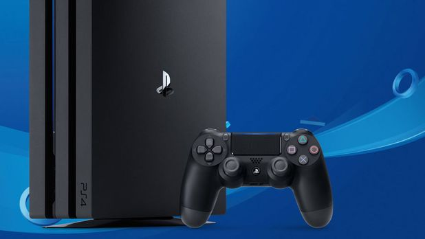 playstation 4 pro media player getting a 4k update. Black Bedroom Furniture Sets. Home Design Ideas
