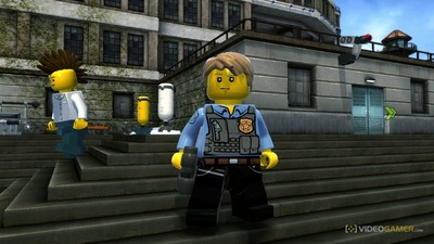 LEGO City Undercover's physical Nintendo Switch version may require almost half of the console's storage space