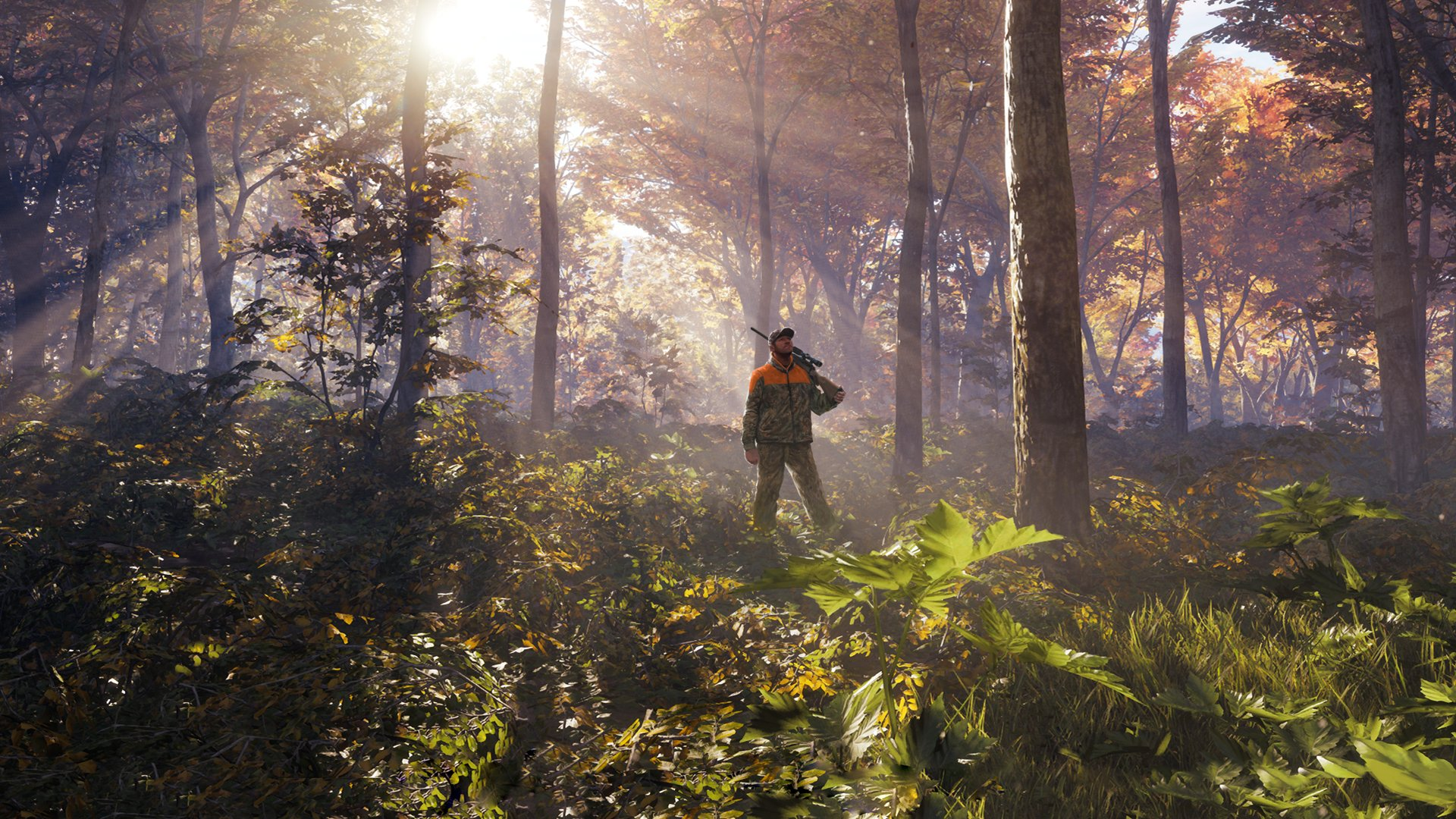 theHunter: Call of the Wild Comes to Xbox One in 2017