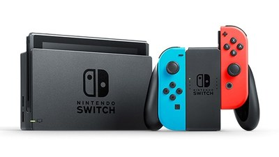 GameStop Says Switch Shortage May Happen Throughout 2017