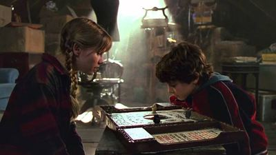 New Jumanji ditches the board game for a video game console