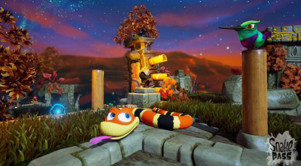 Sumo Digital Releases Snake Pass On Current Consoles and PC