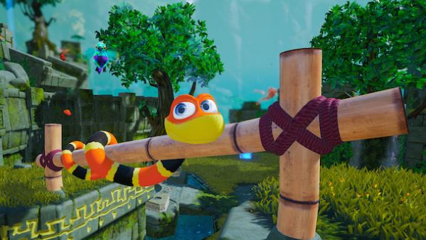 Xbox Play Anywhere game Snake Pass now available
