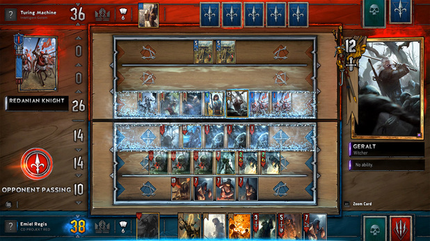 Gwent: The Witcher Card Game Gets a PS4 Beta This Week