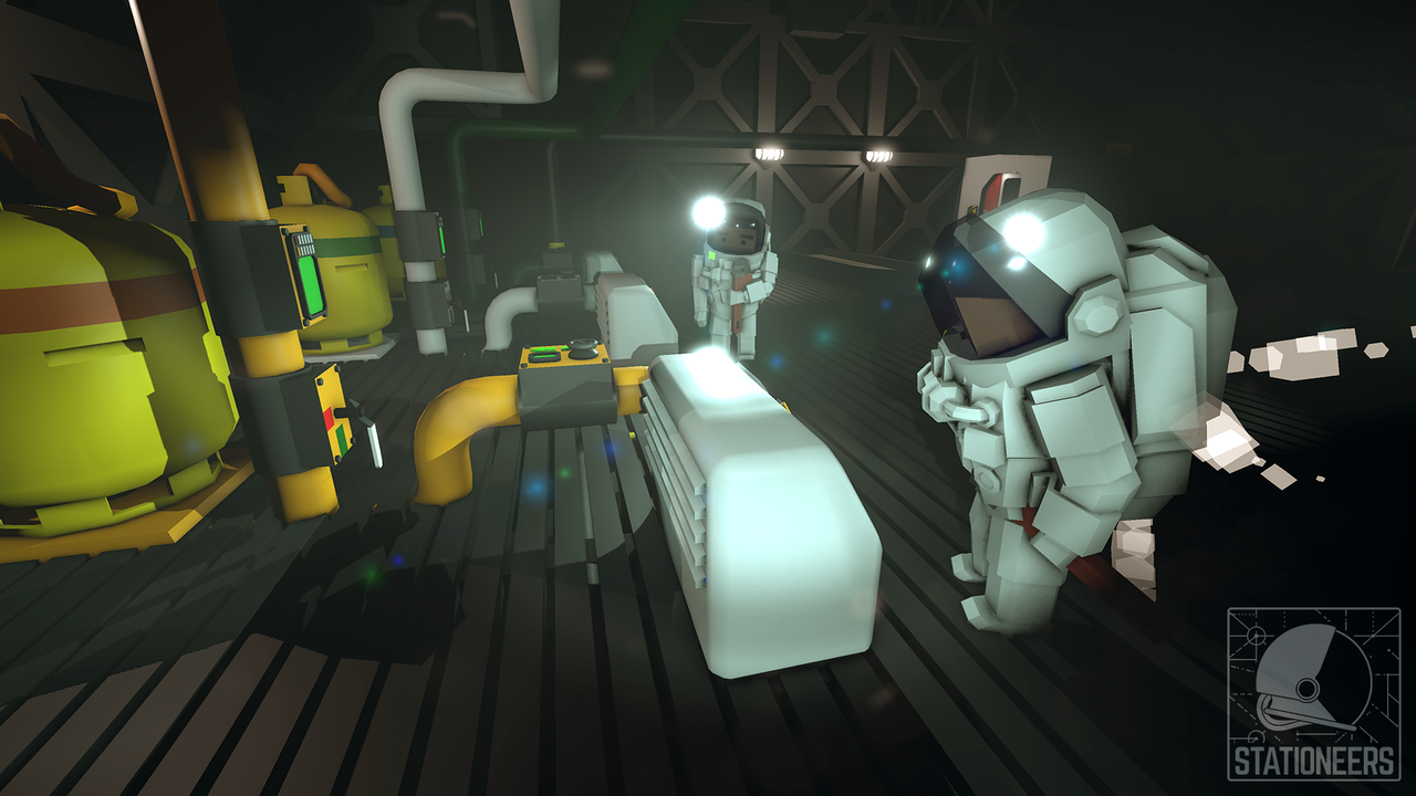 Stationeers: Construct a Space Station Soon on Steam Early Access