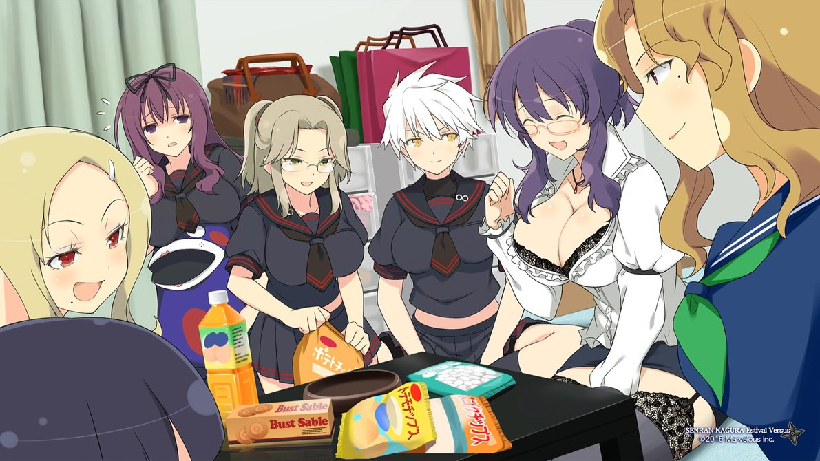 Review: Senran Kagura: Estival Versus on PC is a Good Time on the Beach