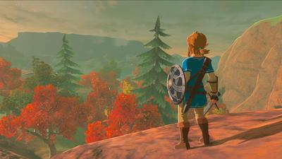 Zelda: Breathe of the WildPatch 1.1.1 Improves Performance on Wii U and Switch