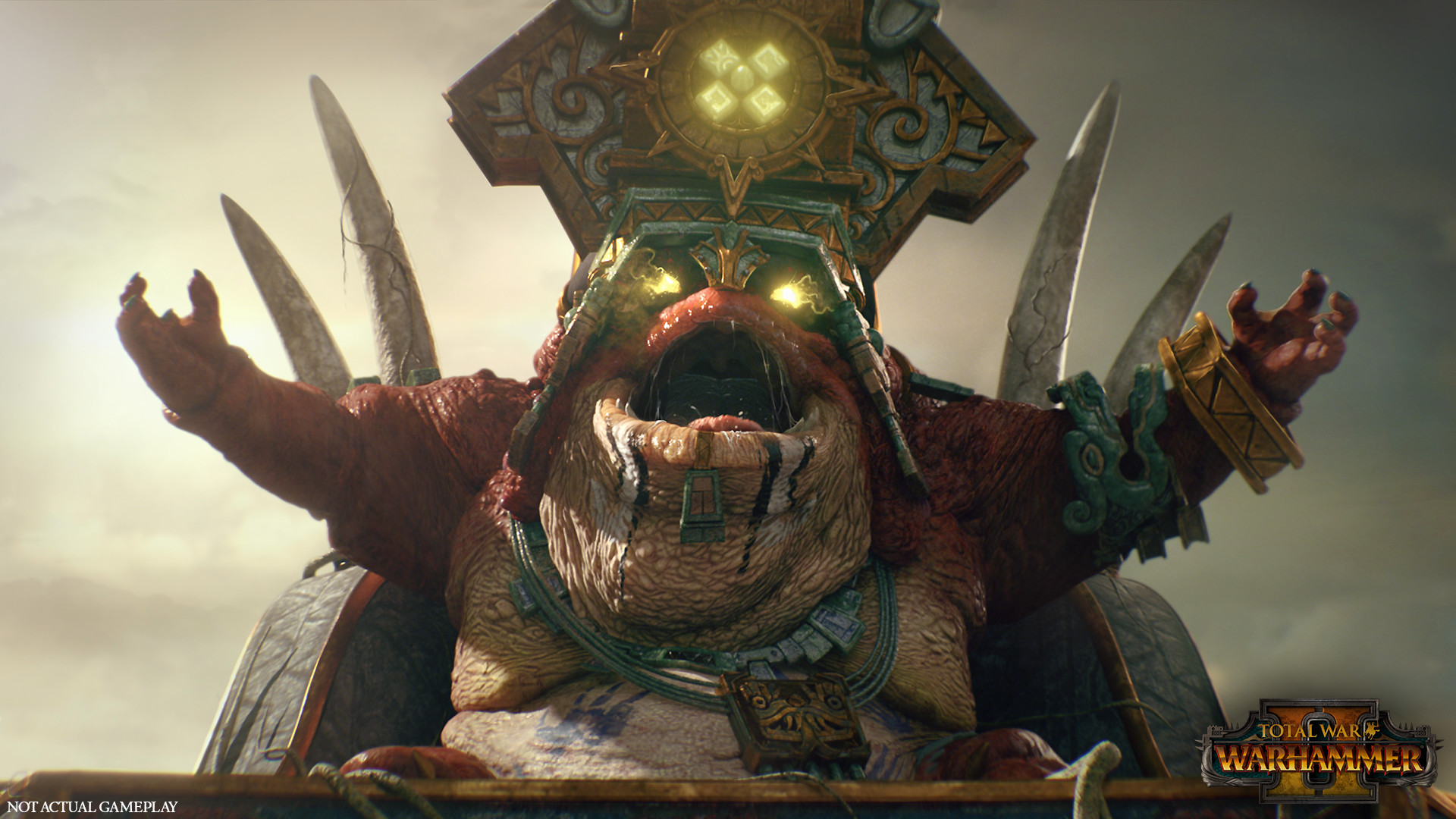 [Watch] Total War: Warhammer 2 gets an epic cinematic announcement trailer