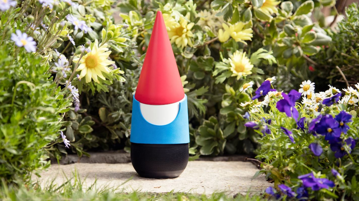 April Fools 2017: Google 'introduces' smart yard technology, The Google Gnome