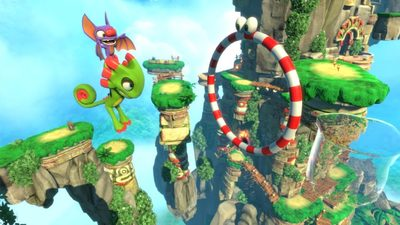 Yooka-Laylee Review Leaked, Best 3D Platformer since Super Mario Galaxy