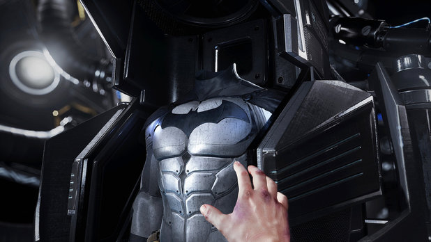 [Watch] Batman: Arhkam VR Revealed for PC on Vive and Oculus