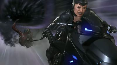 [Watch] Catwoman's gameplay trailer for Injustice 2 has her beating up Harley Quinn