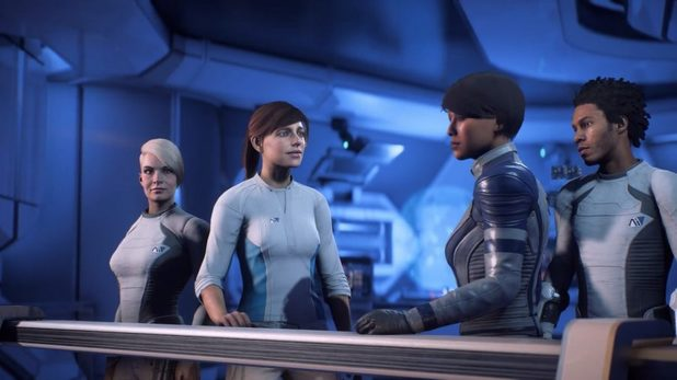 Report: Mass Effect Andromeda's Facial Animation Was Outsourced
