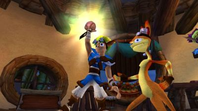 Jak and Daxter, Jak II, Jak 3 and Jak X: Combat Racing hitting PS4 in HD this year