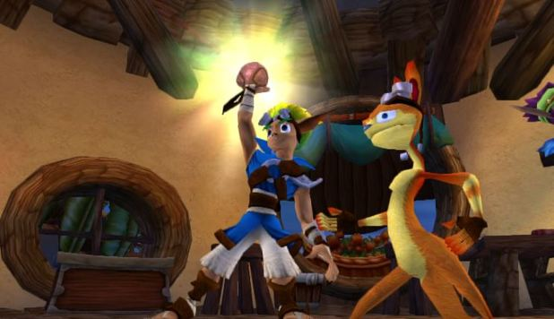 Jak and Daxter games are coming to PS4