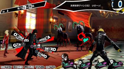Spoil Persona 5 in a stream and risk an account/channel suspension