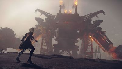 NieR: Automata's total sales have officially passed the 1 million mark