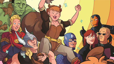  Squirell Girl coming to MCU via Marvel's New Warriors