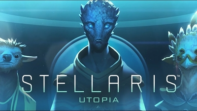 "[Watch] Stellaris launches its first major expansion ""Utopia"""