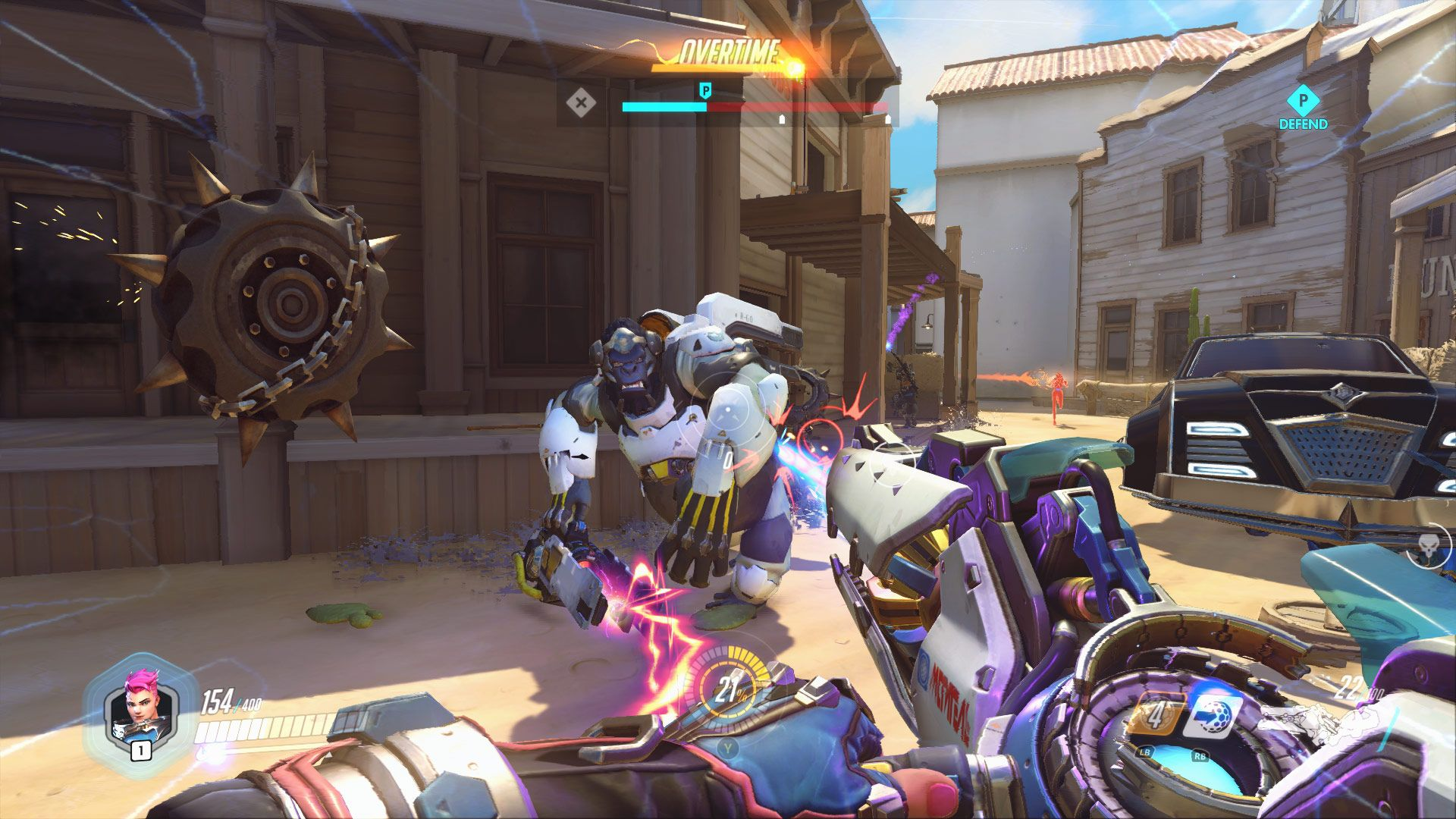 How to fix Overwatch's LC-202 Error on Xbox One and PS4