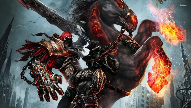 Darksiders Warmastered Edition is still coming for the Wii U