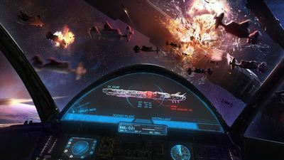 'Hardcore Science' Space Flight Sim, Starfighter Inc. coming to the end of its Kickstarter