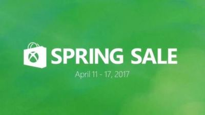 Xbox Spring Sale 2017: First games discounted