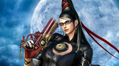 Bayonetta his PC via Steam today in 4K