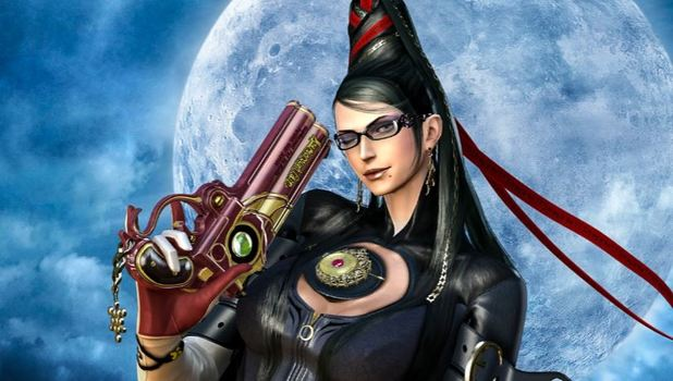 Bayonetta out on Steam today with 4K support and advanced graphics options