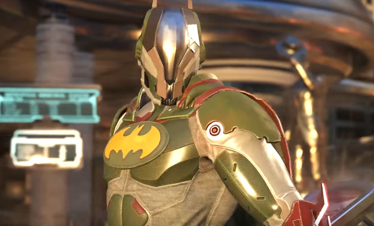 [Watch] Injustice 2's Gear System gets details and plenty of customization