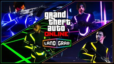 Grand Theft Auto Online unveils new Adversary Mode, Land Grab