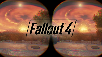 "AMD Says that Fallout 4 VR Will be the ""Mario and Sonic the Hedgehog"" of Virtual Reality"
