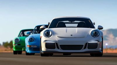 Microsoft announces 6 year partnership with Porsche for Forza