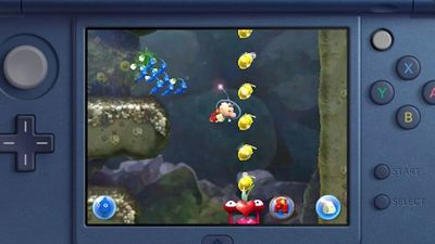 Hey Pikmin Officially Announced for Nintendo 3DS