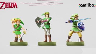 Six New Amiibo Announced at Nintendo Direct, Including Zelda Figures
