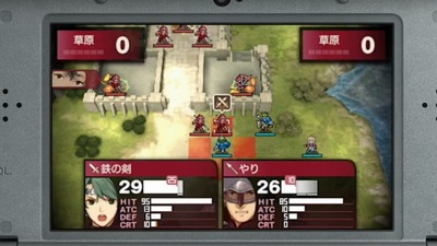 Fire Emblem Echoes: Shadows of Valentia Detailed, New Gameplay Mode Hinted