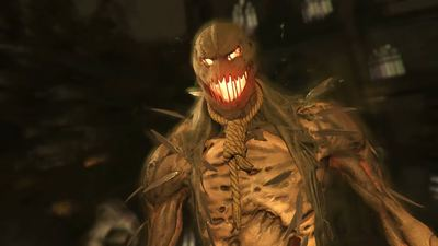 [Watch] Scarecrow is the latest villain to star in an Injustice 2 trailer