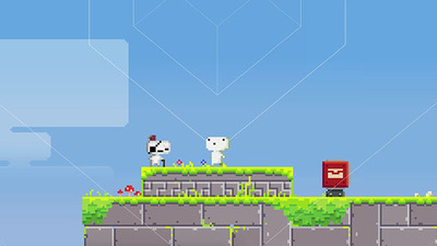 [Watch] The 2d-but-also-3D Fez is coming to iOS in 2017