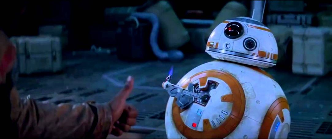 Even BB-8 won't say who The Last Jedi is