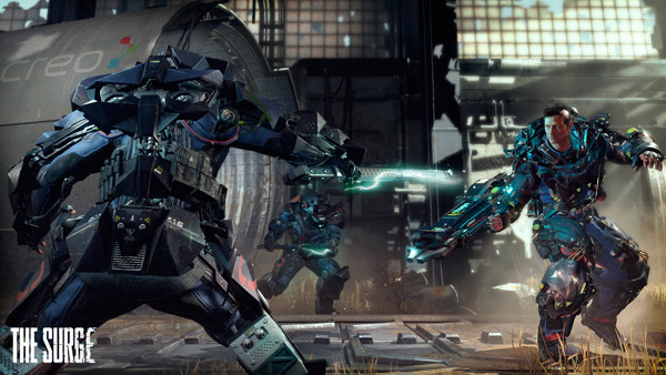 The Surge has officially gone gold
