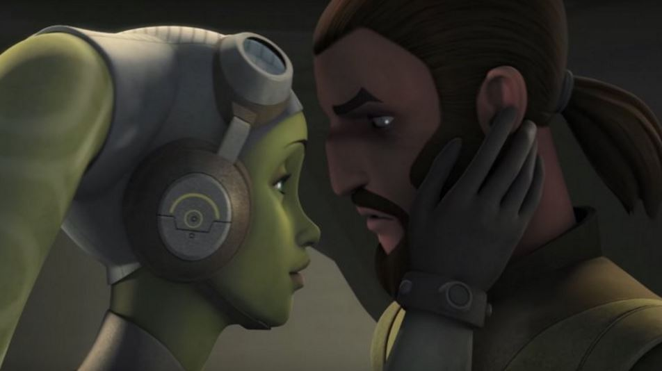 [Watch] Star Wars Rebels shows off the first trailer for what will be its last season