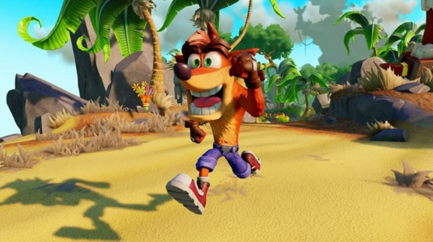 Crash Bandicoot N. Sane Trilogy is now playable at select GameStop and Best Buy retail kiosks in the US