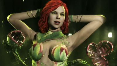 [Watch] Poison Ivy gets a gameplay trailer for Injustice 2